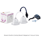 Electric Combo Blossom Pump
