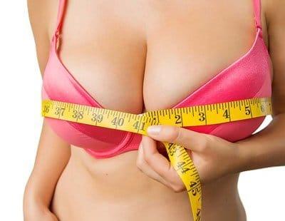 measuring scale breast