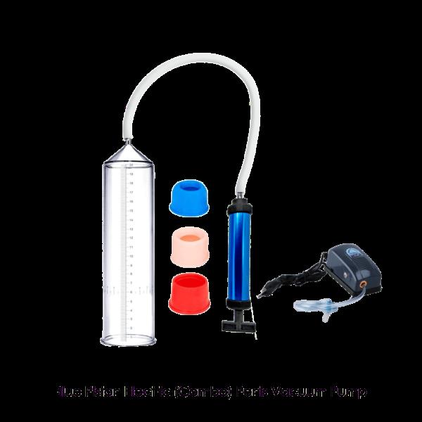 Blue piston electric penis enlargement erection pump