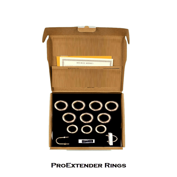 ProExtender Rings Penis Enlargement Peyronies Device